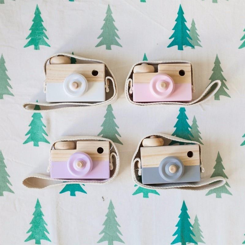 Piękne śliczne drewniane zabawki dla dzieci Wystrój pokoju - Wystrój domu - Zdjęcie 2