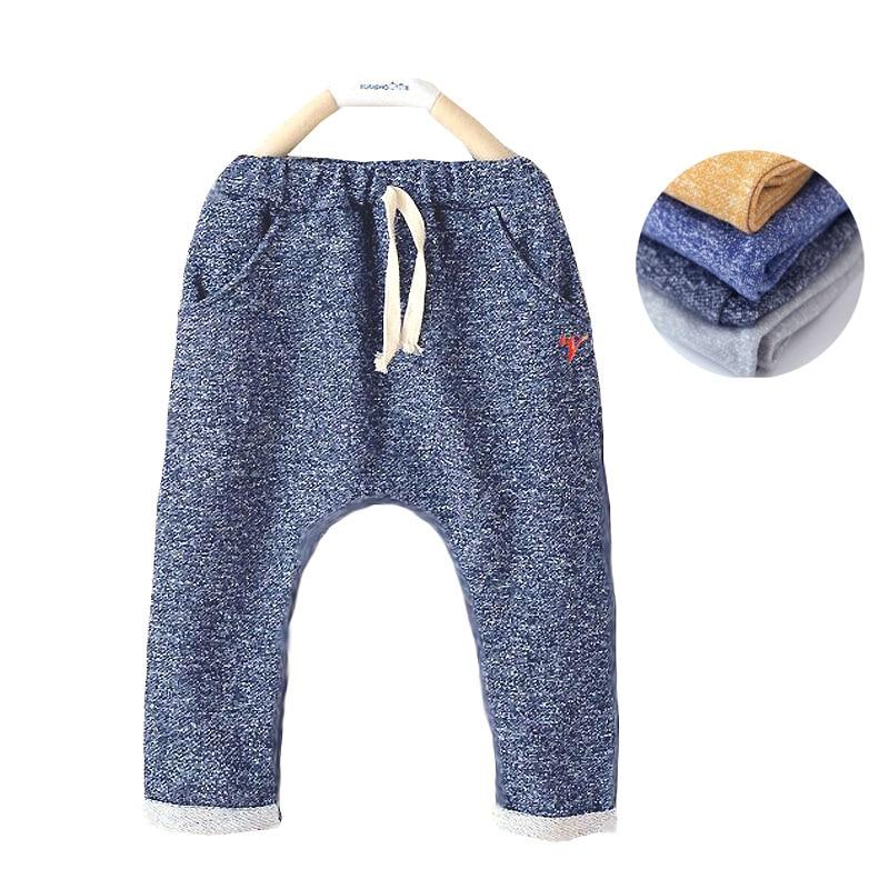 V TREE summer style Children harem pants boys and girls leisure boys pants kids trousers boys