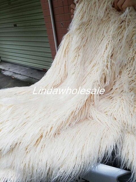 Fotografie achtergrond doek, faux fur stof, quilten stof, stof voor poppen, naaien materials160cm * 45 cm (half yard)/pcs