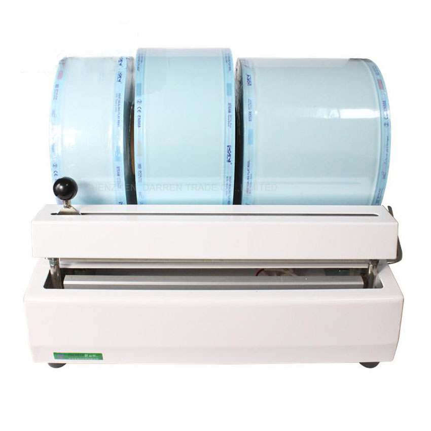 1pc brand new high quality disinfection sterilization bags sealing machine and oral dental sealing ma