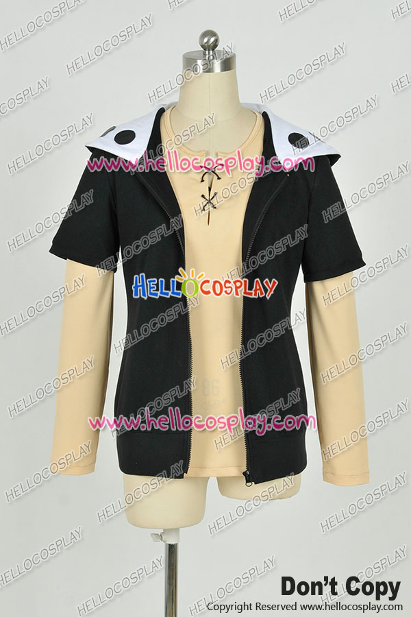 Kagerou projet Cosplay Mekakushi Dan 3rd membre Shuya Kano Costume ensemble complet H008