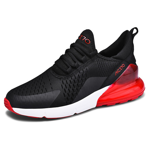 New Fashion Brand Designer 270 Sport Casual Shoes Air Cushion Lightweight Breathable Sneakers Summer Couple Shoes male Islamabad