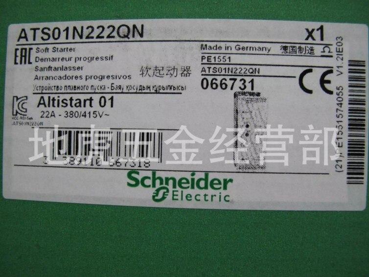 ATS01N222QN Schneider Soft Starter Three Phase 11KW Soft Start Pump Load