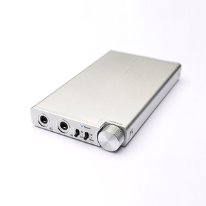 Image 1 - Topping NX5 Mini Earphone Headphone Amplifier New Portable Hi Fi Digital Stereo Audio MP3 AMP with AD8610 & BUF634 Chip