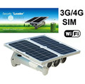 8mm Onvif Star Night Vision 80M Solar Power IP Camera Support 3G/4G Network SIM Card Security Camera Wireless Wanscam HW0029-4