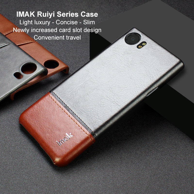 Concise Leather for Blackberry