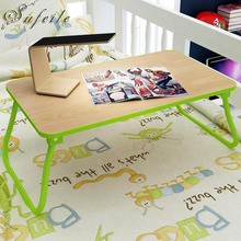 SUFEILE New Laptop Table on the bed table home Furniture laptop computer desk Lazy desk student simple learning table Si8