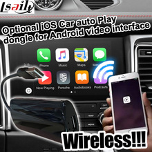Senza fili di Apple USB carplay dongle per Auto sistema Android interfaccia video da Lsailt
