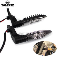 For BMW K1300R K 1300R 2009 2014 K1300S 2009 2014 Motorcycle Accessories Front / Rear LED Turn Signal Indicator Light Blinker