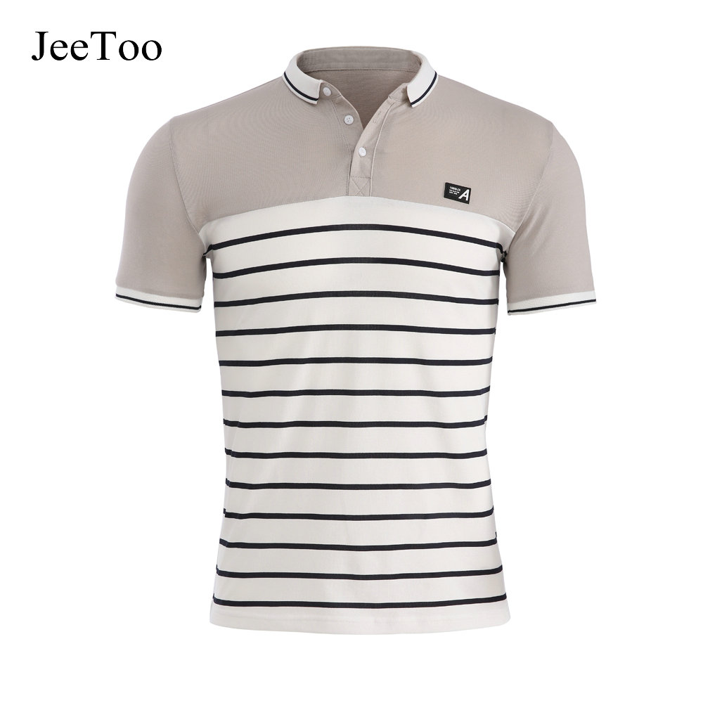 2017 New Arrival Men Polo Shirts Short Sleeve Casual Mens