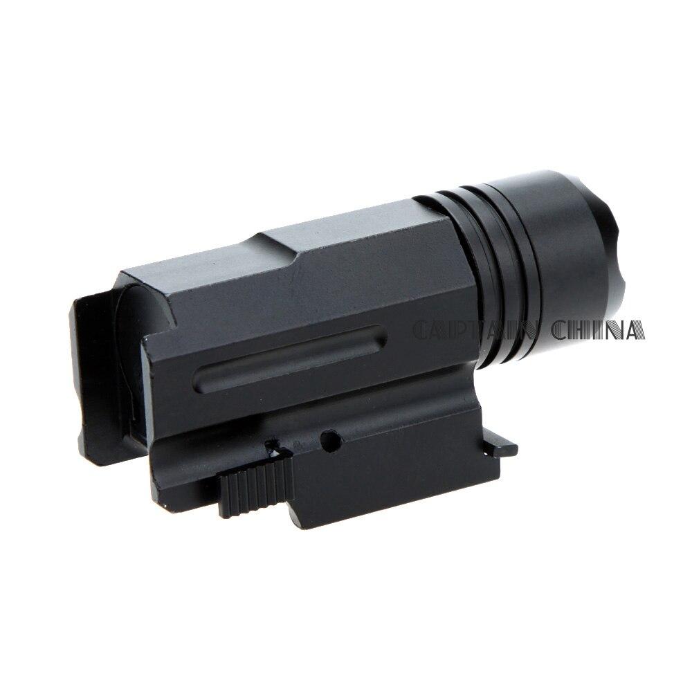 Tactische Hunting Gun licht LED Shotgun Rifle Glock Gun Flash Light - Jacht - Foto 2