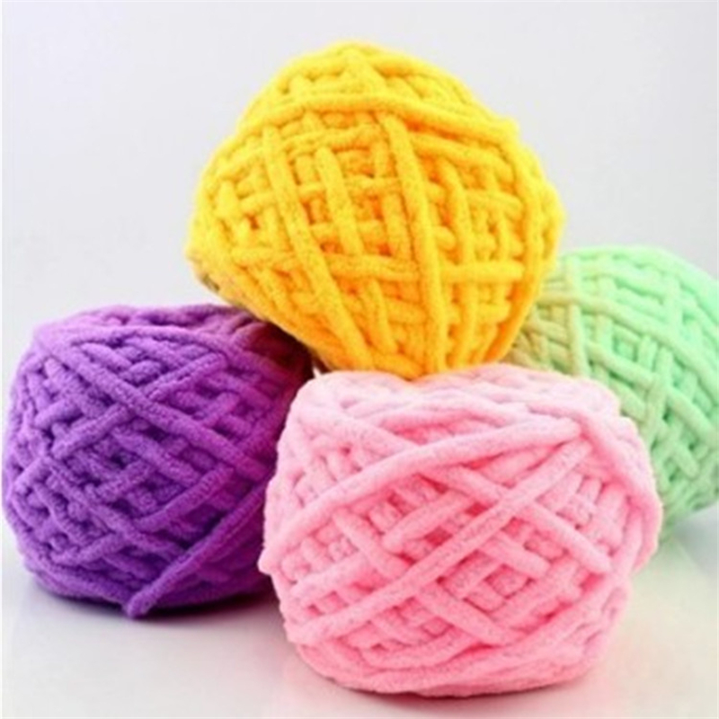 300 gr/los 3 Ball Hand Stricken Garn China Kint Pullover Hut schal ...