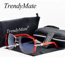 Hot 2019 Oculos High Quality Sunglasses Women Glasses Vintag