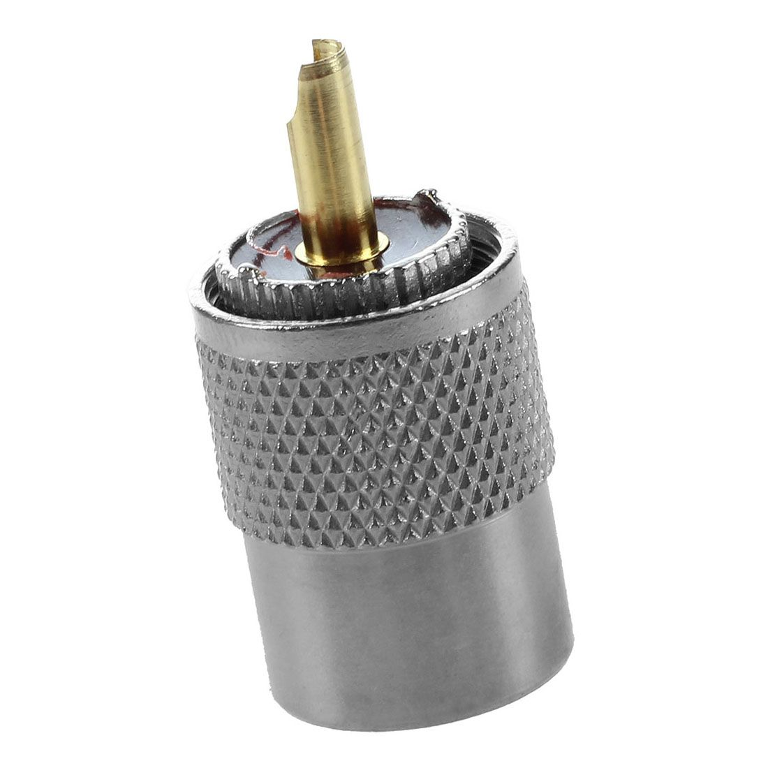JFBL Hot NEW 10 pcs PL259 solder connector plug WITH reducer for RG8X coaxial coax cable areyourshop hot sale 50 pcs musical audio speaker cable wire 4mm gold plated banana plug connector