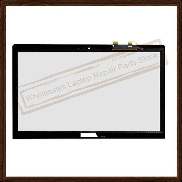 Оригинал 15.6 ''дюймовый Сенсорный Экран Digitizer Стеклянная Панель для ASUS TRANSFORMER BOOK ФЛИП TP500 TP500L TP500LA TP500LN Испытано Хорошо