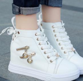 Planos Salvajes Algodón Negro Mujeres Versión De Shoes20218 blanco Es Boca La Los 20218 Coreana Estudiantes Baja Nuevas Nuevos Las Zapatos wqIn87