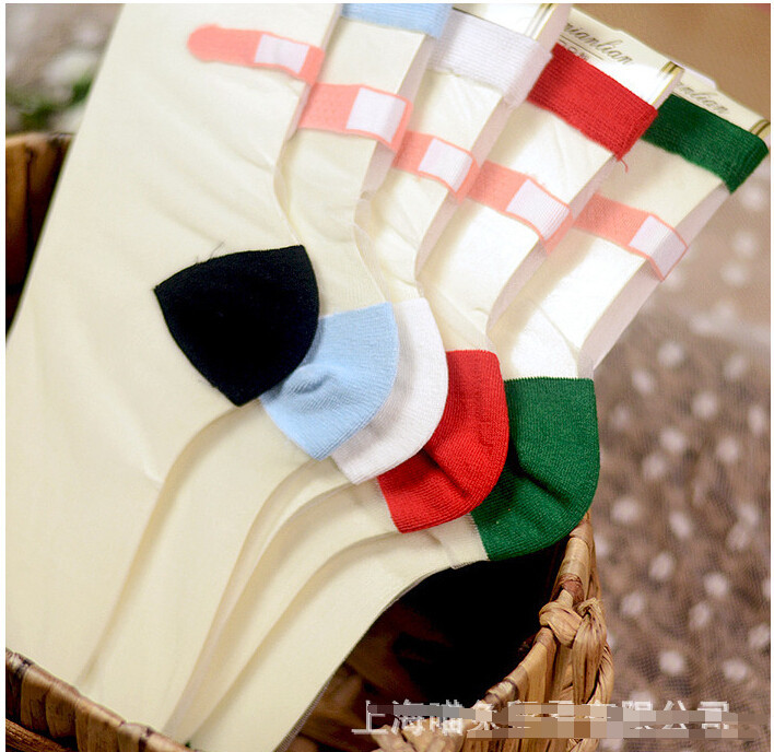 Women's Socks & Hosiery 100pairs/lot Fedex Fast Free Shipping Japanese Style Woman Sexy Glass Patchwork Socks Cartoon Plastered Cotton Silk Crystal Sock