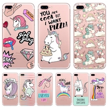 KL-BOUTIQUES Unicorn Phone Cases for iPhone