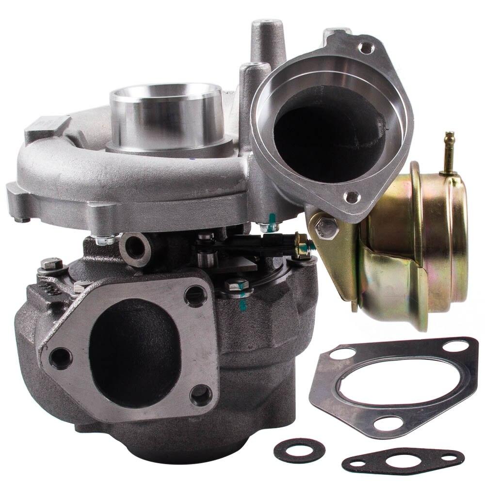 Turbo Зарядное устройство GT2260V Turbo Зарядное устройство для BMW X5 3, 0D E53 M57N 03 07 742417/753392 для E53 6 ЗИЛ. 753392 5018 S прокладка компрессора
