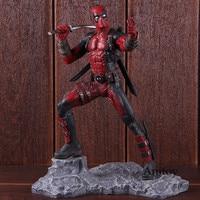 Marvel Deadpool Diamond Select Figure Deadpool Premier Collection Resin Statue Action Figure Collectible Model Toy