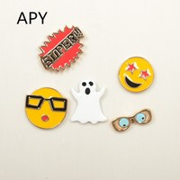 Fashion Jewelry Wholesale Brooch Pins Girl Brooches Gift