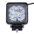 8pcs SUV Epistar 27W LED Work Light SpotLights Combo Beam Truck Trailer LED Work Light LED Work Light 27W Waterproof Work Light