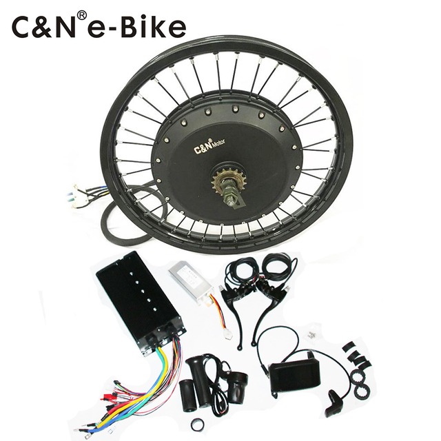 41bdfdacb0c 2019 Powerful Leili 72v 8000w Electric Bike Conversion Kit for enduro ebike