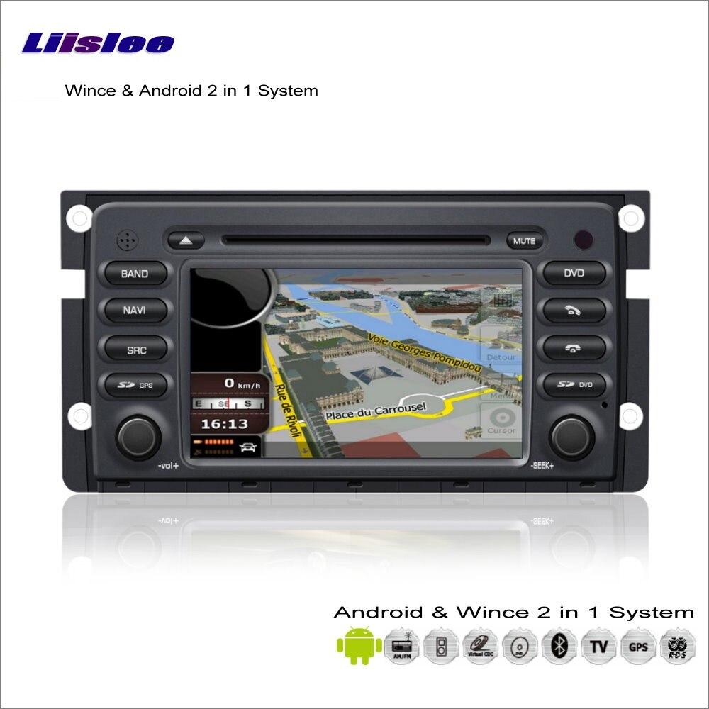 Liislee font b Car b font font b Android b font Multimedia For Smart Fortwo W451