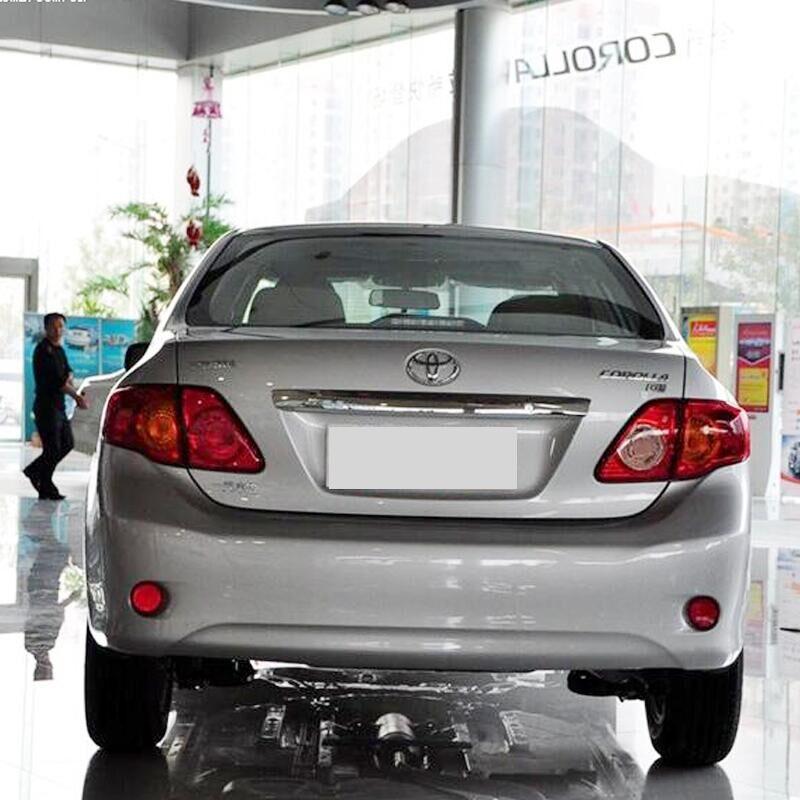 HIGH QUALITY Toyota Corolla 2007 артқы артқы есік - Автокөліктің ішкі керек-жарақтары - фото 5