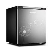 Бытовой немой 28L мини электрический холодильник гостиничный номер один компактный холодильник образца вина энергосбережения морозильник