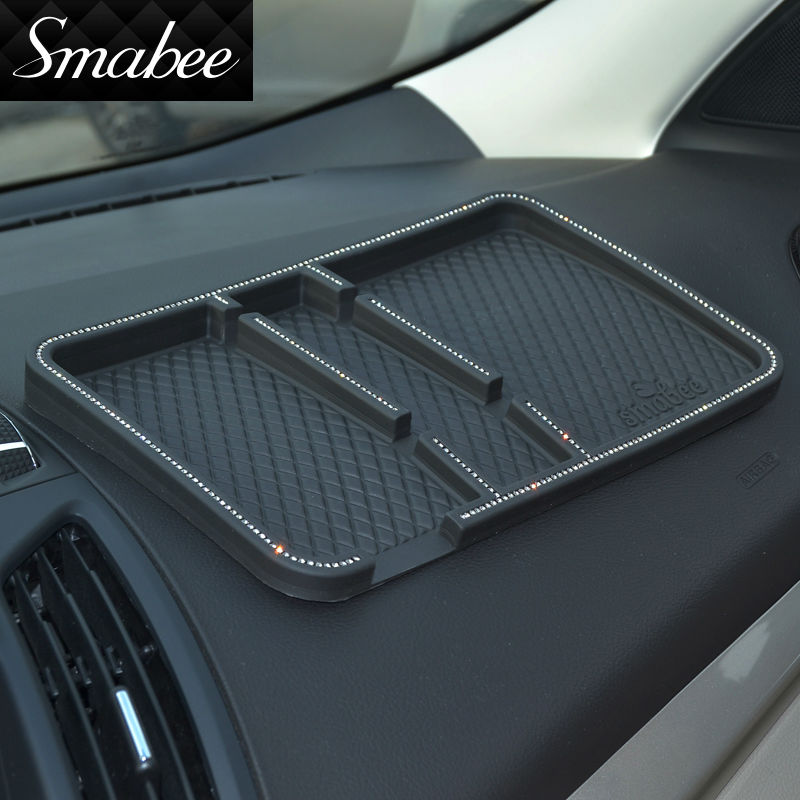 smabee Anti-Slip Mat New product Car anti slip mat Mobile phone GPS mat Dashboard bigger Large size Free shipping