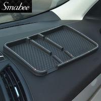 Smabee Anti-Коврик Новый продукт Автомобиля антипробуксовочная мат Мобильный телефон GPS мат Dashboard больше Большой размер Свободный доставка