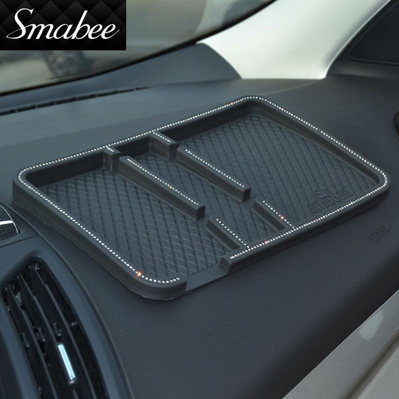 Smabee Anti-Slip Mat New  Product Car Anti Slip Mat Mobile Phone GPS Mat Dashboard Bigger Large Size Free Shipping