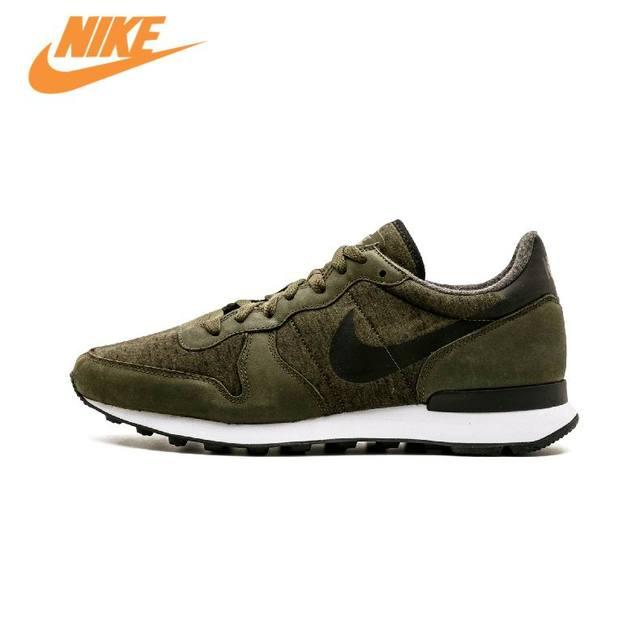 Wmns Internationaliste - Chaussures De Sport Pour Les Hommes / Gris Nike VidKT7