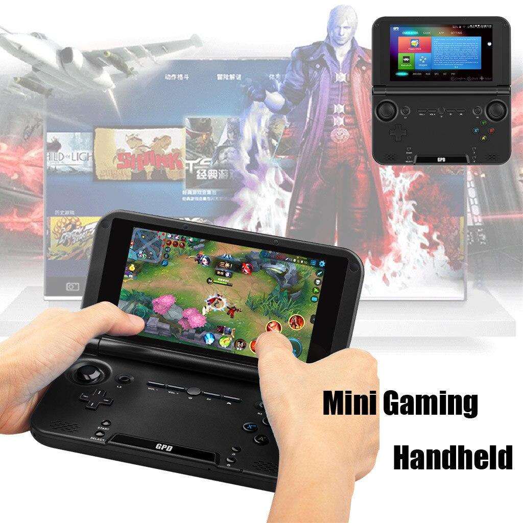Handheld Hexa-core 5 Inch 4 GB/32 GB Game Unit Console Game Player Gamepad US Wifi  GPD XD GPS Bluetooth 3 Axis G-sensor EU
