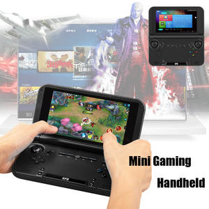 Handheld Hexa-core 5 Inch 4 GB32 GB Game Unit Console Game Player Gamepad US Wifi  GPD XD GPS Bluetooth 3 Axis G-sensor EU