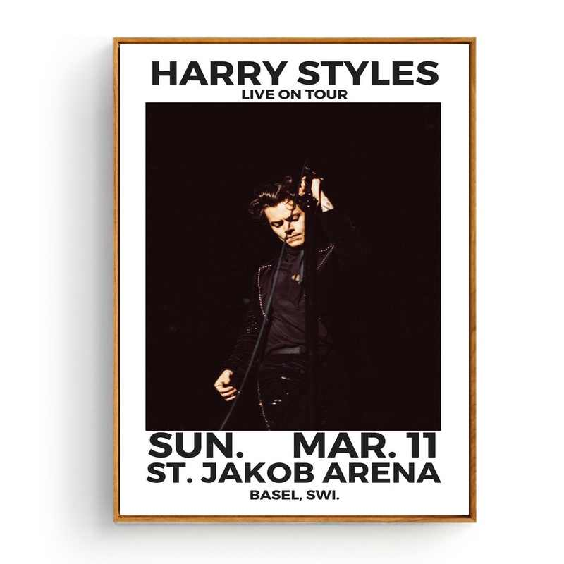 Details about  /Harry Styles Singer Rock 2019 Music Star 24x36 Gift Art Fabric Poster Custom