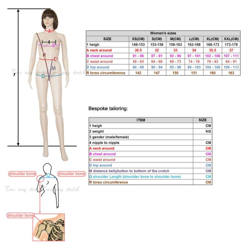 CY-003size chart