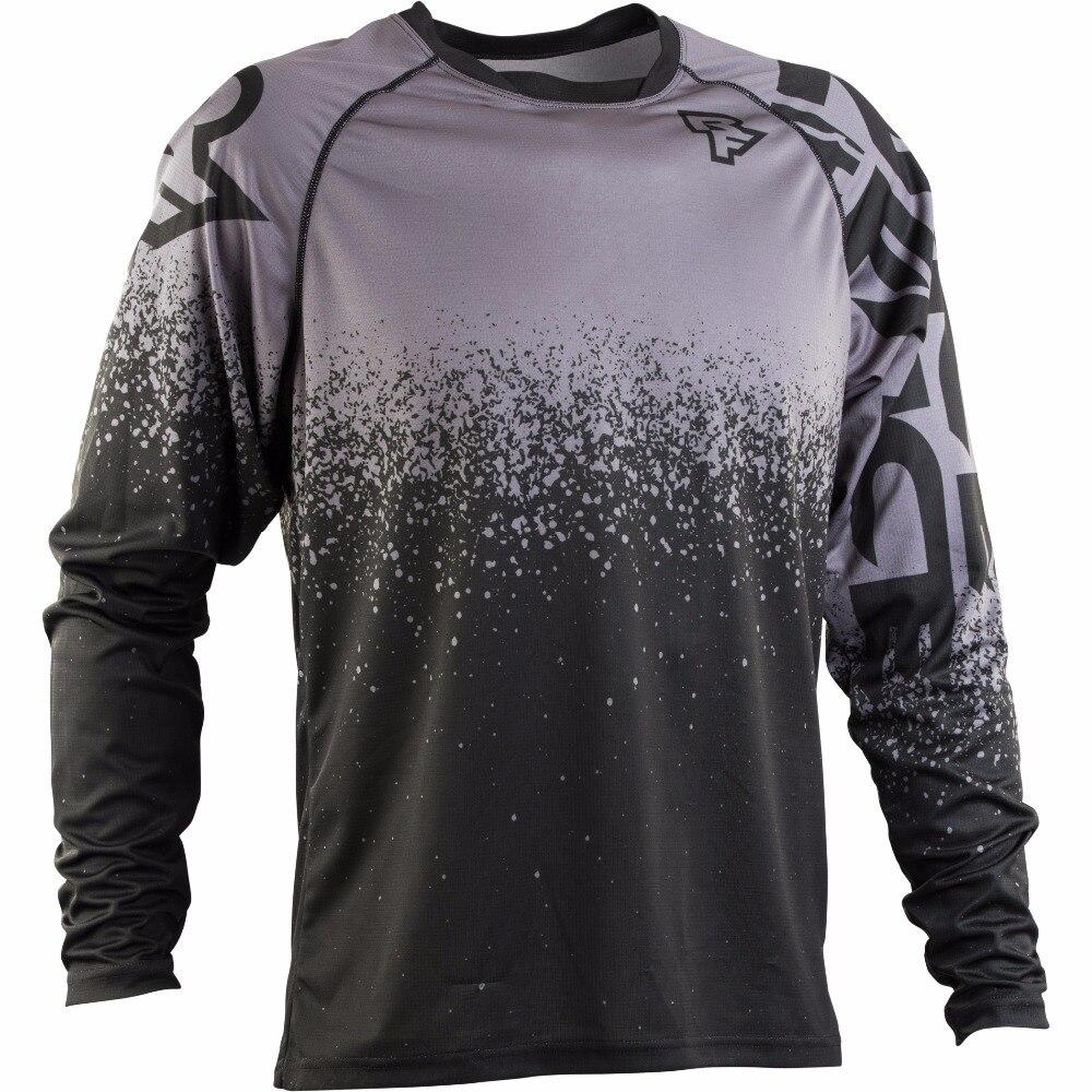 MTB T-Shirt Motocross Jersey Cycling-Jerseys Mountain-Bike Ciclismo Long Hot DH BMX GP