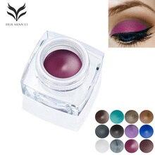 Water-Resistant Eyebrow & Eyeliner Eyebrow enhancer cream and Sweat Eyebrow Tint Mascaras Kit Smooth Cosmetics Makeup Cream