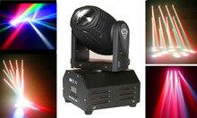 Бесплатная доставка мини светодиодный moving головной 12 Вт 4N1 RGBW dj light бесплатная доставка