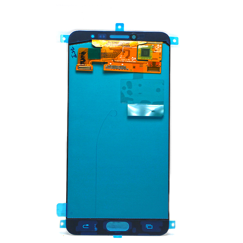 AMOLED LCD display complete assembly for Samsung Galaxy C7 C7000 LCD screen touch screen digitizer glass