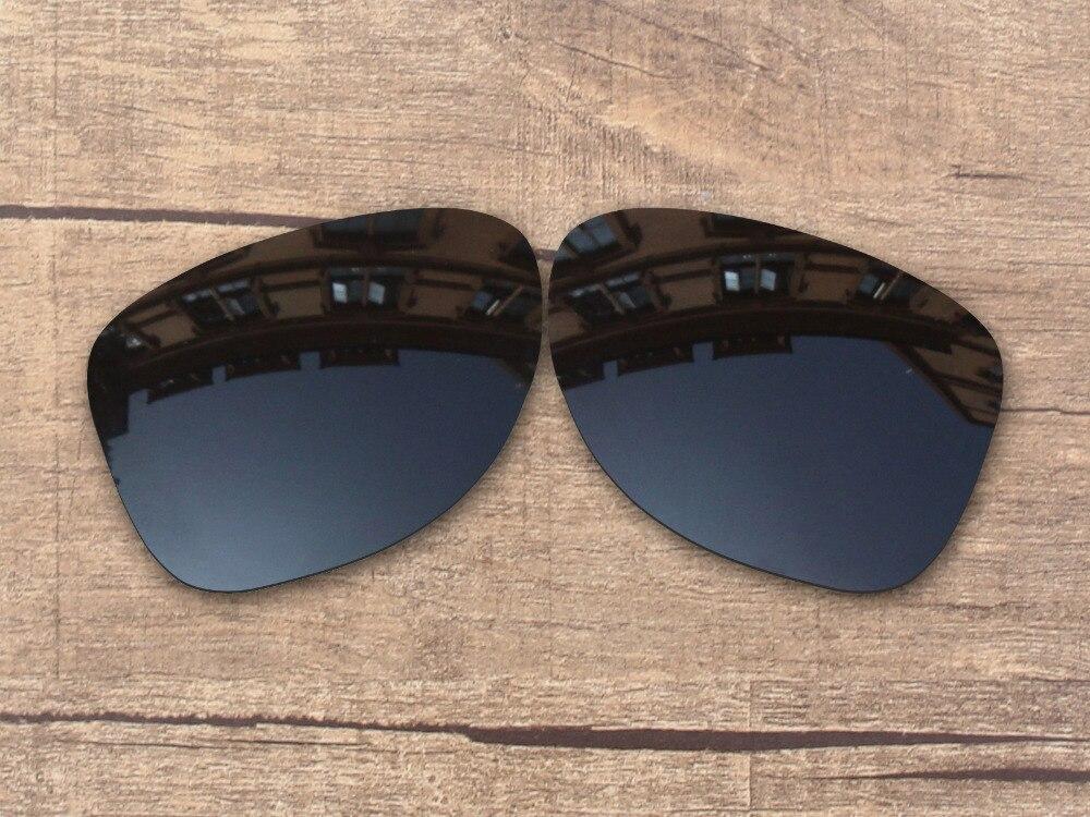 aaa4ea80017a50 Noir Gris Polarisées verres de Remplacement pour Envoi 2 lunettes de Soleil  Cadre 100% UVA et UVB Protection