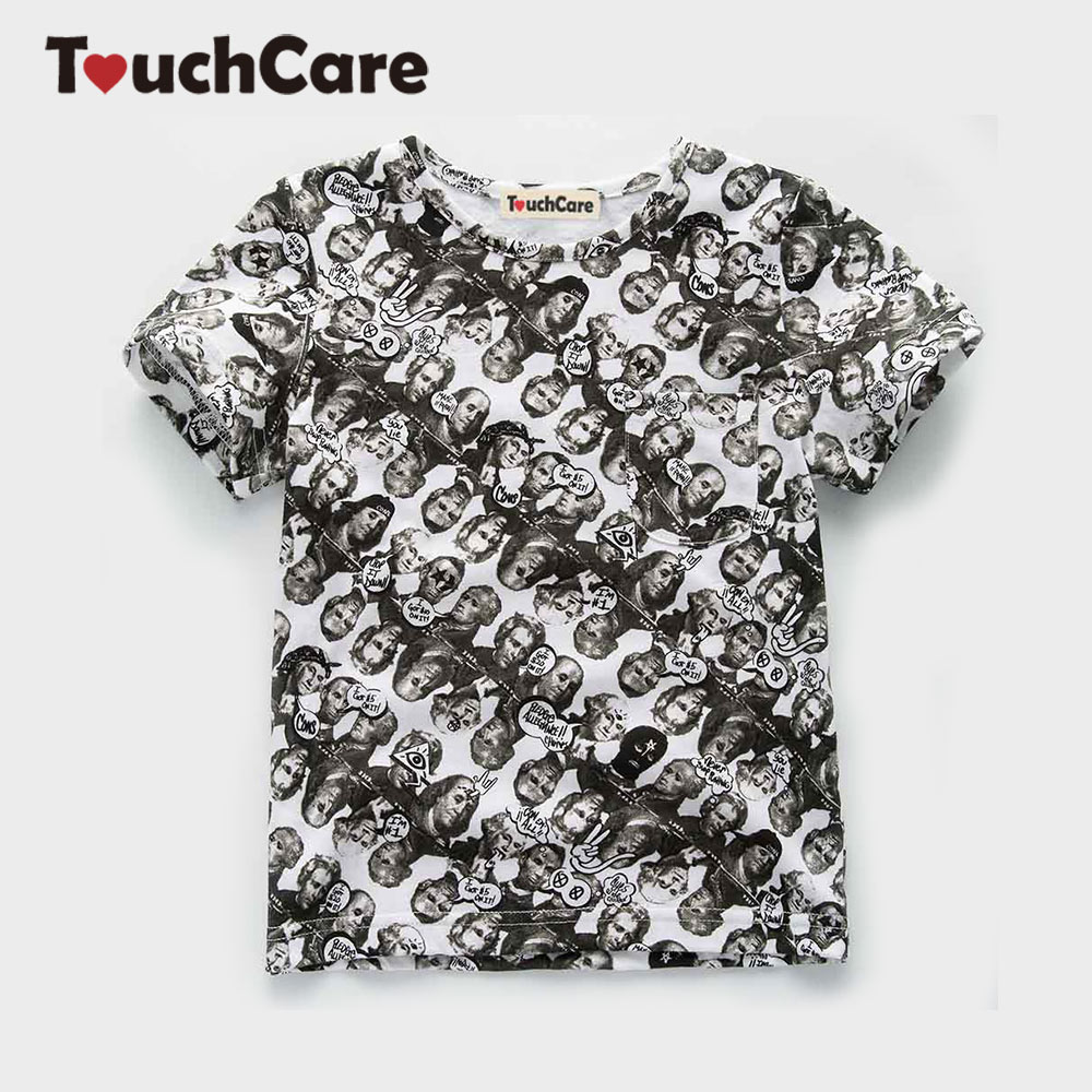 Touchcare-Self-designed-Newborn-Baby-Boy-T-Shirt-Short-Sleeve-Pocket-Baby-Top-Clothes-Summer-Cartoon-Print-Baby-T-shirts-4