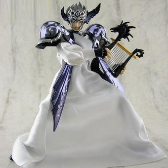 Myth Model Saint Seiya Specters Myth surplice Cloth God of Death/Sleep Metal armor Hypnos Collection Model Toys 18cm bandai japan version model toys saint seiya cloth myth ex specters shura surplice action figurine toy for children boys gift