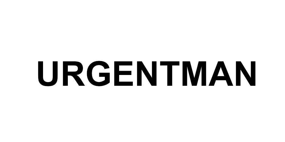 Лого бренда URGENTMAN из Китая