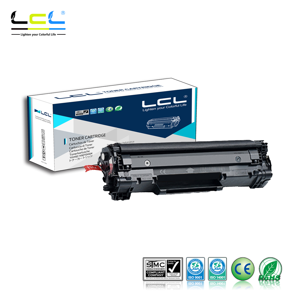 LCL 128 CRG128 728 CRG728 328 CRG 328 1 Pack Toner Cartridge Compatible for Canon IC