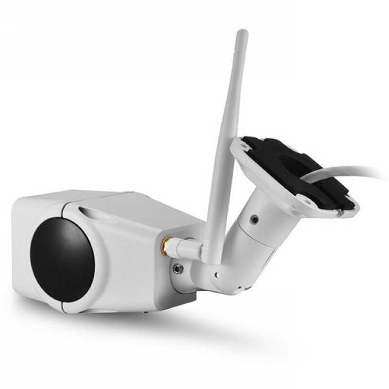 Оптовая продажа панорамный Fisheye 2,0 Мега Беспроводная IP Камера для использования на природе Водонепроницаемый аудио Wi-Fi HD MSD слот для карт памяти P2P сети