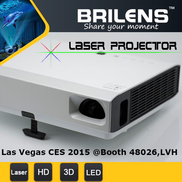 Led Lcd Projector X7 Home Cinema Theater Multimedia Led: Smart Led 3d Smart Laser LED Video TV Beamer 3D Projector