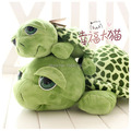 Lovely personality big eyes the tortoise doll little turtle plush toys Creative gifts of men and women a birthday present